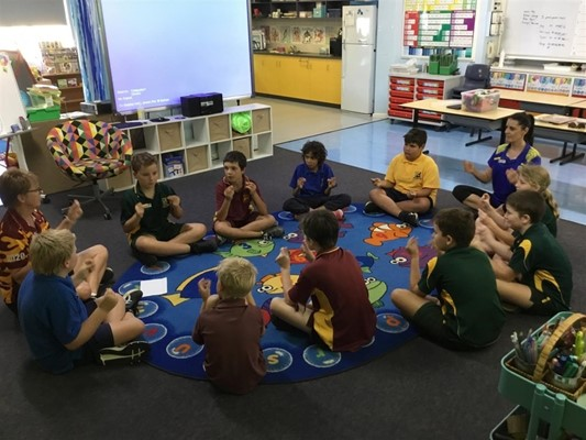 Small School Hub Day at Yuna Term 1 - Ssh4